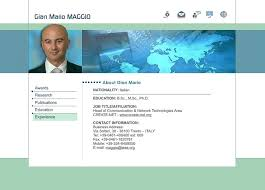 resume sites resume templates