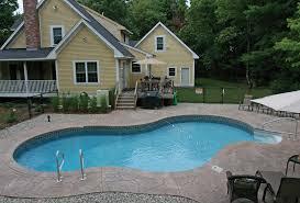 vinyl liner pools u2013 mountain pond bluewater swimming pools