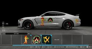 auto designen how to get and apply custom decals in forza motorsport 6 windows