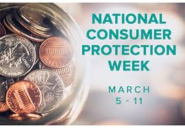 consumer fraud bureau celebrating small business during national consumer protection