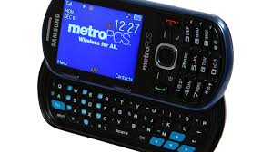 metro pcs prepaid card samsung messager iii sch r750 blue metropcs review samsung