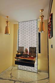 jain residence puja room designs by ipipl homz in