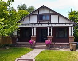 panoramio photo tudor revival style bungalow house