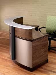 Office Desk Office Depot Reception Circular Desk Home Office Wonderful Circular Office Desk