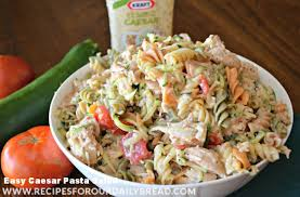 pasta salad recipe easy how to make southwestern chicken pasta salad
