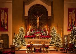 christmas cards our lady of sorrows catholic church santa