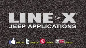 jeep linex interior jeep coatings protection by line x youtube