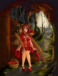 red riding hood uncensored red riding hood