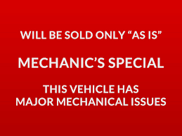 2006 used nissan titan as is for parts only no warranty at