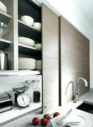 cabinet doors kitchen sliding glass cabinet doors storage cabinets with door for kitchen