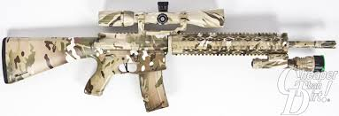 Bathtub Gun Hydrographics U2014camouflage From Your Bathtub Projects To Try