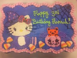 hello kitty halloween birthday cake image inspiration of cake
