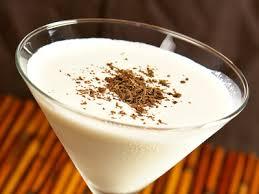 Vodka Martini Recipes That Are Eggnog Martini Recipe Cocktail Drink With Eggnog And Vodka