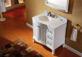 36 Inch Vanity Cabinet Virtu Usa Khaleesi 36 Bathroom Vanity Cabinet In White Bathtubs Plus