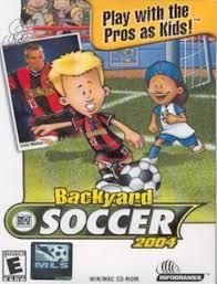 Backyard Basketball Pc by Backyard Soccer 2004 Box Shot For Pc Gamefaqs