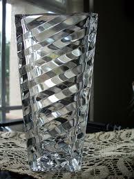 Waterford Vases On Sale Vintage Mikasa Lead Crystal Wedding Vase Glass U0026 Crystal