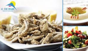 cerf cuisine 50 seafood cuisine à la carte from le cerf volant bar