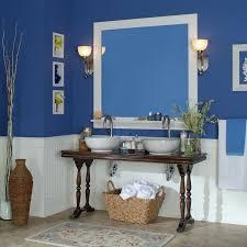 Teal Bathroom Ideas Accent Wall Ideas New England Classic
