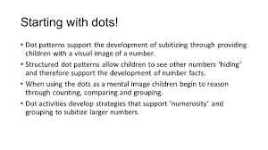 starting with dots louise langford ppt video online download