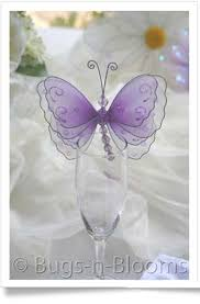 Butterfly Table Centerpieces by Decorate A Table Setting Party Center Piece Decorations