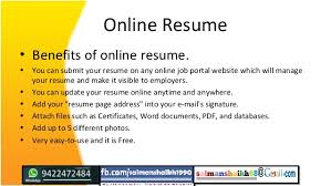 Online Resume Writing by 14 Resume Writing