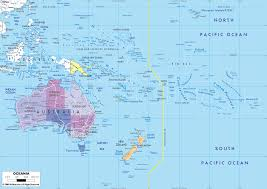 Map Of Pacific Ocean Imperial Powers Of Pacific Map 1939