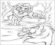 kids lion king simbae8a1 coloring pages printable