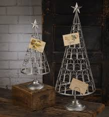wire christmas card holder christmas lights decoration