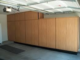 Building Wooden Garage Storage Shelves by Garage Cabinets Make Your Garage Look Neater U2013 Craftsman Garage