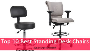 Drafting Chair For Standing Desk Adjustable Best Standing Desk Chairs Guide U0026 Review