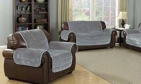 Waterproof Slipcovers For Couches Slip Covers Deals U0026 Coupons Groupon
