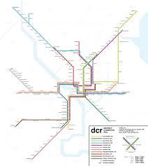 Dulles Terminal Map Transit Maps