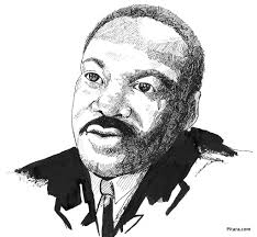 martin luther king jr coloring page martin luther king singing