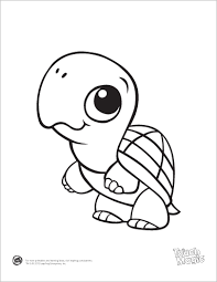 learning friends turtle coloring printable from leapfrog the