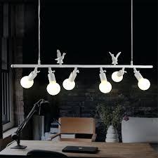 vintage industrial pendant lights iron loft style light dining