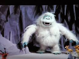 burrows a z classic monsters a is for abominable snowman