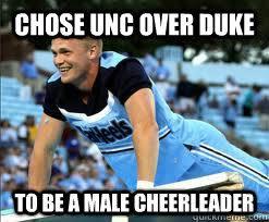 Unc Basketball Meme - funny duke unc jokes best 25 duke unc ideas on pinterest duke