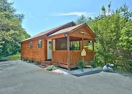 1 bedroom cabins in pigeon forge acorn cabin rentals