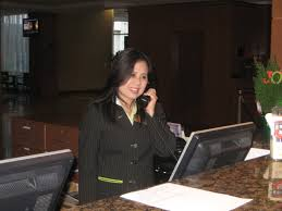 Hotel Front Desk Agent Employee Of The Year Nominee Responsible Business At The