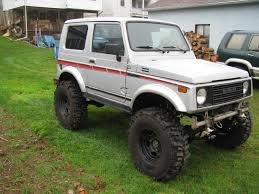 mudding jeep cherokee suzuki samurai lifted tin top wallpaper 1600x1200 24369