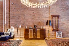 Brick Loft by Adam Levine And Behati Prinsloo U0027s 5 5 Million Loft Is For Sale In