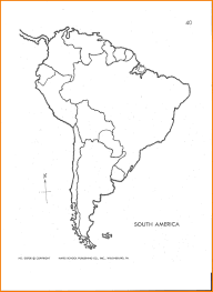 South America Map Labeled by Map Us Regions Maps Usa Stock Vector 354532898 Shutterstock River