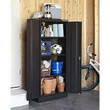 fingerhut master craft steel garage storage cabinet