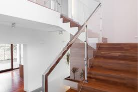 Glass Banisters For Stairs Glass Balustrades U0026 Staircases Dunstable Glass Bedfordshire