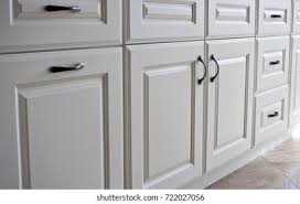 kitchen cabinets with silver handles kitchen cabinet handles images stock photos vectors