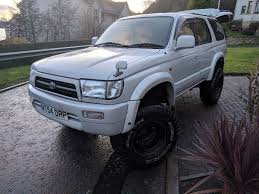 toyota lifted toyota hilux surf gen 3 ssr g petrol v6 lifted in dalgety bay