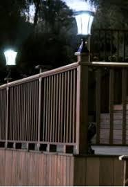 Patio Pillar Lights 11 Best Solar Deck Lights Images On Pinterest Solar Deck Lights