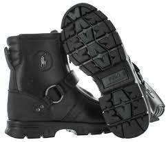 polo ralph lauren conquest iii men u0027s winter duck boots leather