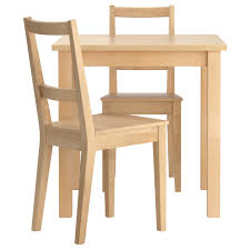Kitchen Dinette Sets Ikea by Winsome Groveland 3pc Square Dining Table With 2 Chairs By Oj In