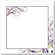 28 blank wedding invitation templates vizio wedding